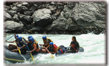 Kali/Sarda River Rafting Expedition