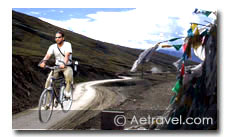 Mountain Cycling Tour